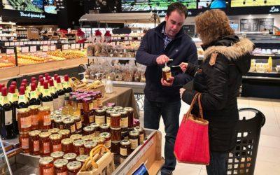 Des agriculteurs aveyronnais ouvrent leurs propres supermarchés