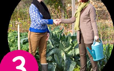 Savez-vous Planter Chez Nous – Partage de jardin entre particuliers