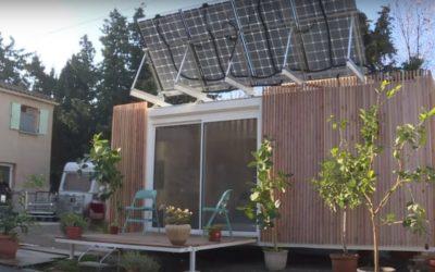 Marseille: une maison mobile autonome pour lutter contre le mal-logement